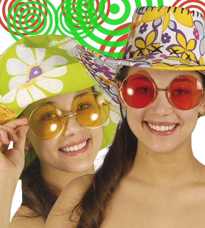 fa47ec4f97 Gafas Hippie Grandes - Disfraces Murillo