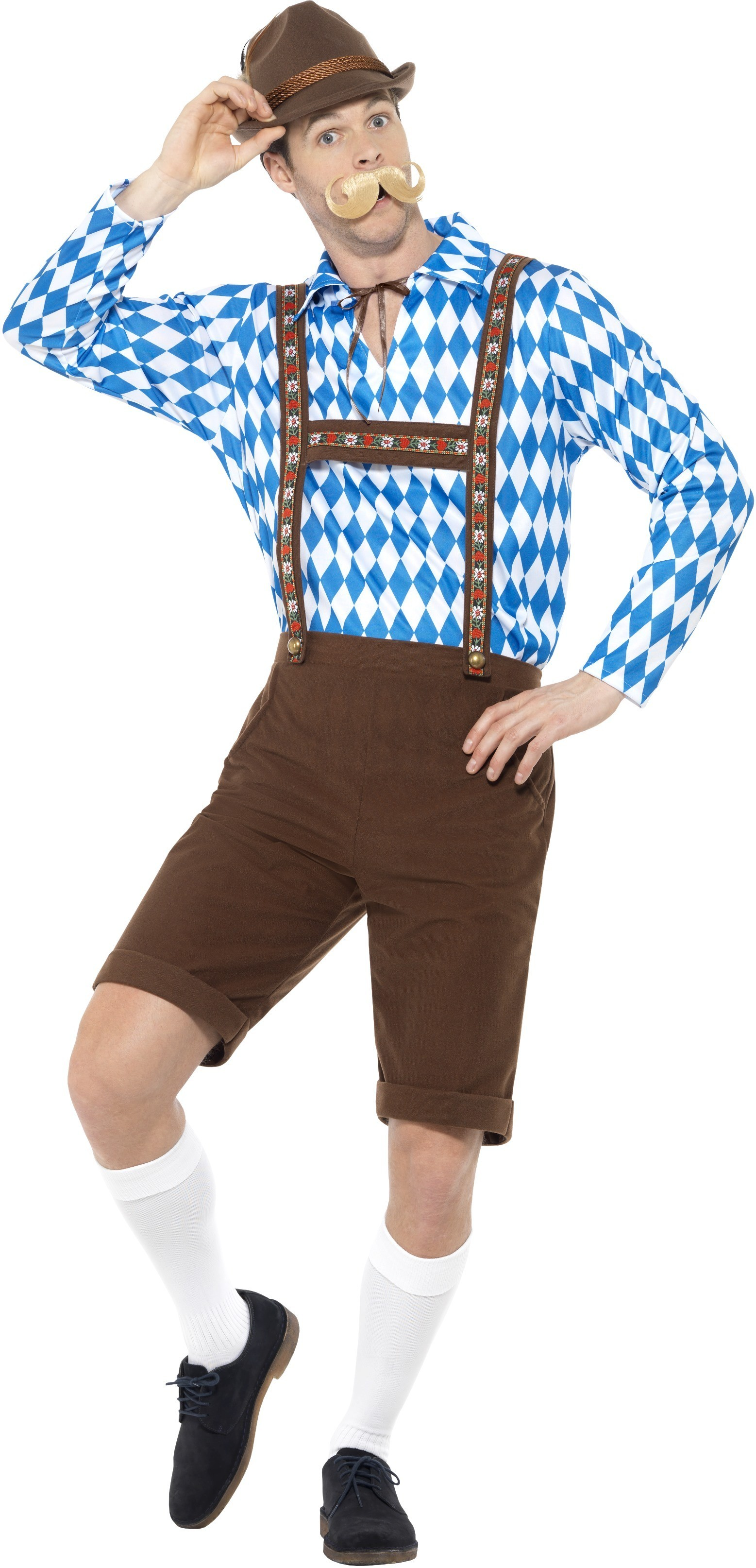 Disfraz de Bávaro Oktoberfest - Disfraces Murillo 15919b57a09f