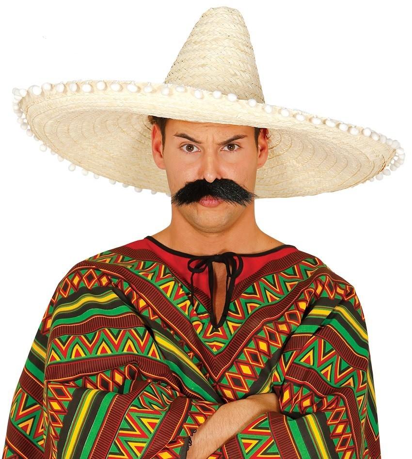 Sombrero de Mejicano color Paja 0ce93a010f8